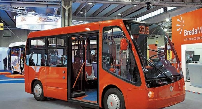 Китай и Украина договариваются о производстве электробусов
