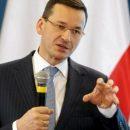 «Для чего вам это?»: Моравецкий попал в неприятную ситуацию на конференции в Мюнхене