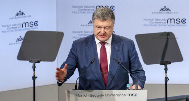 Порошенко: «Нам нужна лишь одна вещь, - дожать Россию», - реакция Госдумы