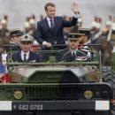 Макрон инициирует создание создания единой армии ЕС