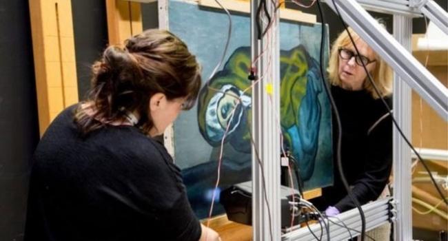 Эксперты обнаружили в знаменитой картине Пикассо еще одно изображение