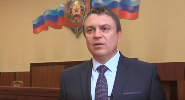 Главарь ОРЛО Пасечник хочет победить на псевдовыборах в оккупированном Луганске