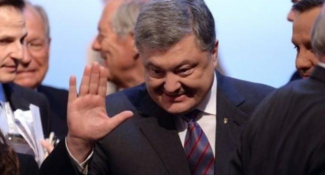 Политолог: «Это может быть очень тревожный сигнал о Порошенко»