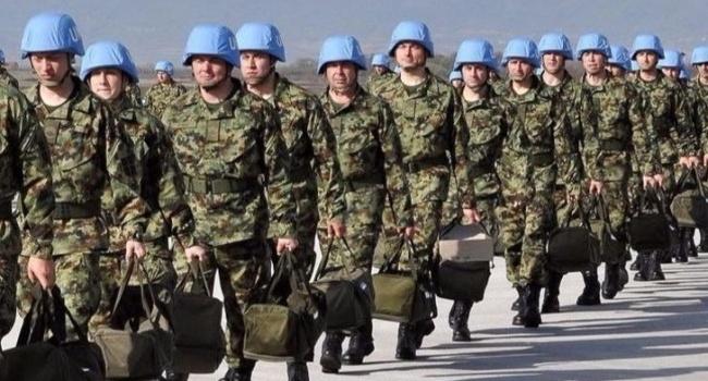 «Это должна быть одна из самых мощных миротворческих миссий в истории ООН», - Елисеев