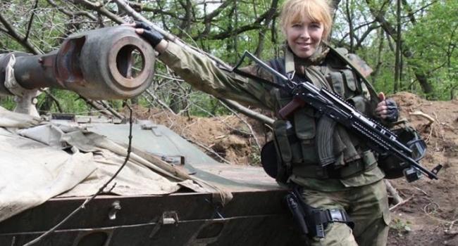 Украинский снайпер ВСУ поделилась уникальной идеей, как быть с украинскими артистами, которые ездят на гастроли в РФ