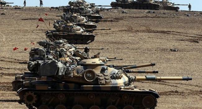 Войска Эрдогана обстреляли российских военных в Сирии
