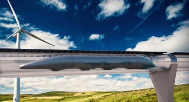 Зря обнадежили: в Мининфраструктуры опровергли информацию о появлении Hyperloop в Украине