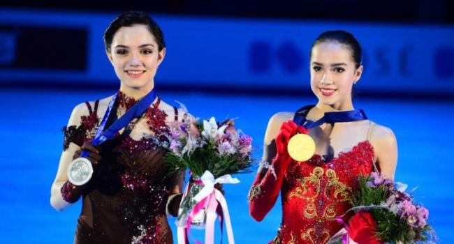 Российские фигуристки добыли первое «золото» Пхенчхана для РФ и установили рекорд