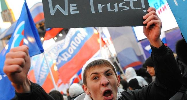 Александра Матвийчук: национальная идея России «в силе, наглости и хамстве»