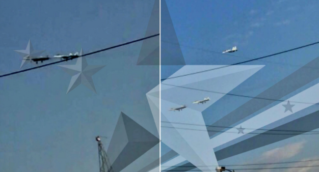 РФ не намерена прекращать агрессию в Сирии: на базу Хмеймим переброшены еще два истребителя