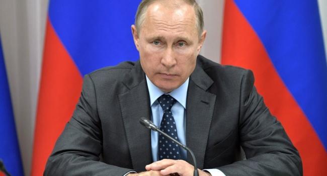 Политолог: Путин растерян, он не знает, где добыть победу