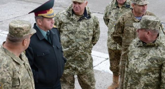 С начала АТО в Украине появилось 50 новых генералов