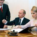 В 2010-ом в Кремле была согласована кандидатура Тимошенко на пост президента, но в последний момент Путин передумал