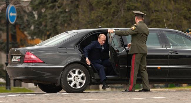 Тактика Кремля: в Красноярске из-за кортежа Путина людей загнали в кафе как скот