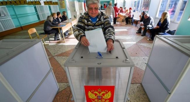 Дипломат: «Выборы в Крыму никто не признает»