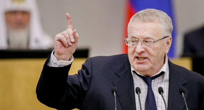 Они еще нам войну объявят: Жириновский пригрозил Украине разрывом важного договора
