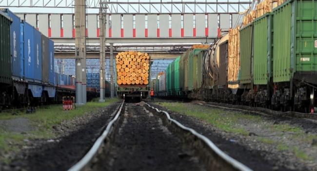 Китайцы запустят в Украину новые грузовые поезда