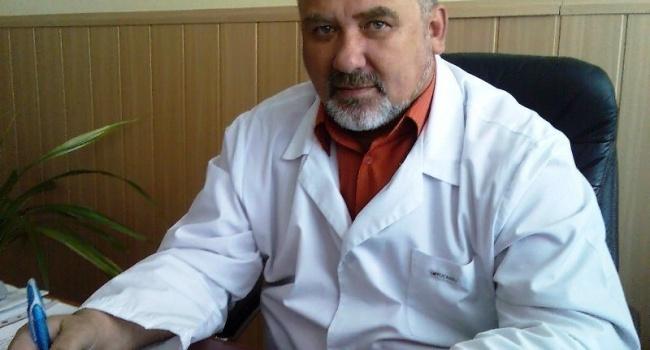 В ДТП погиб известный врач из Днепра