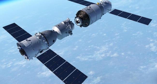 Китайская космическая станция упадет на Землю уже в апреле