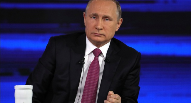 Путин признал безальтернативность транзита газа через территорию Украины