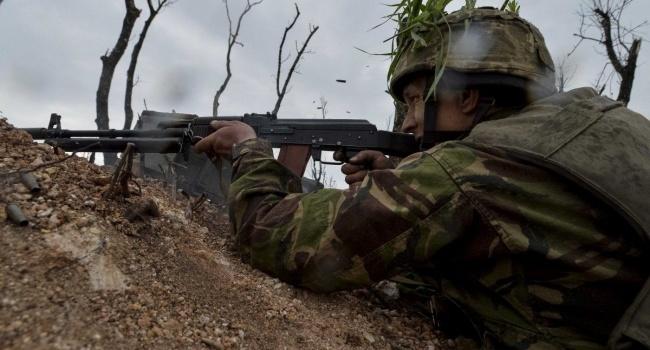 Боец ВСУ: нам не нужны никакие «ватные» законы – наступление, разоружение, зачистка – и Донбасс снова в Украине