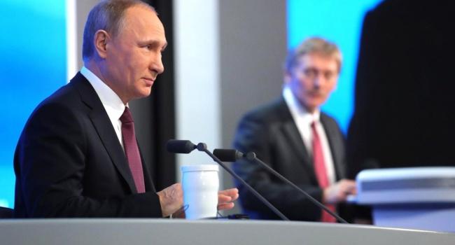 Журналіст: думка Путіна щодо Донбасу знову мутує, а все тому, що санкційний каток не зупиняється