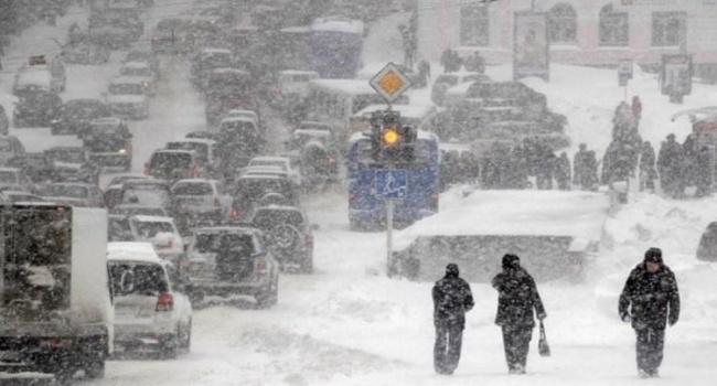На выходных в Украине резко ухудшится погода – объявлен желтый уровень угрозы