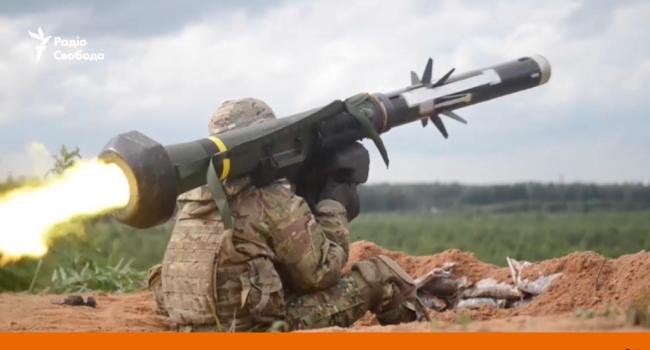 Осталось 2 месяца: США оплатил контракт и поставят Украине ПТРК Javelin