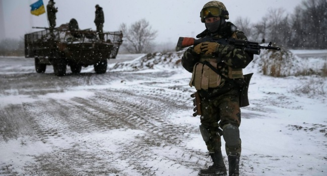 Комбат рассказал о вооружении боевиков ОРДЛ