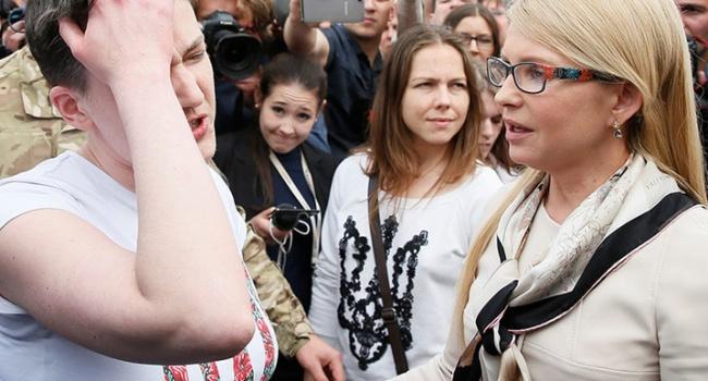 Газовый договор с Путиным, предложение сдать Крым без сопротивления, Савченко в списке «Батькивщины» – слишком много совпадений
