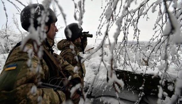 На Донбассе задержан боевик – гражданин Российской Федерации