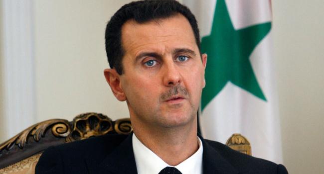 Асад публично обвинил США в поддержке террористов «ИГИЛ»