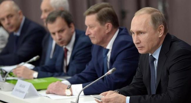 Эксперт: в 2018-21-ом Кремль готовит стратегическое контр-наступление на Запад