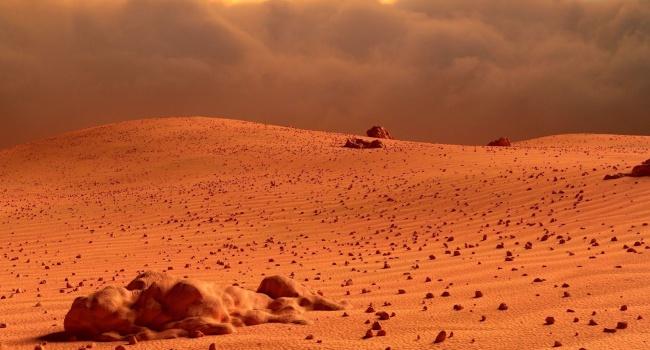 В НАСА скрывают существование пришельцев на Марсе