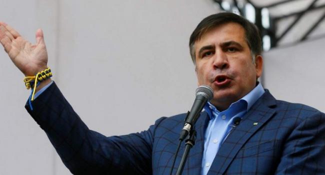 Украинцы выступают за депортацию Саакашвили, - опрос