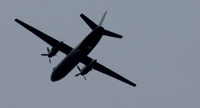 Очевидцы: разбившийся в Сирии Ан-26 заходил на посадку почти боком