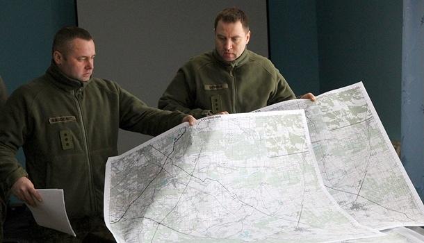 По стандартам НАТО: во Львове начались масштабные литовско-польско-украинские военные учения