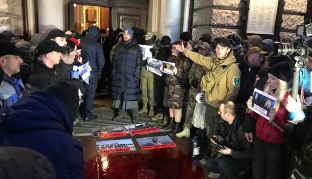 «Коридор порзора» для Ирины Билык: активисты заставили певицу признать Россию агрессором