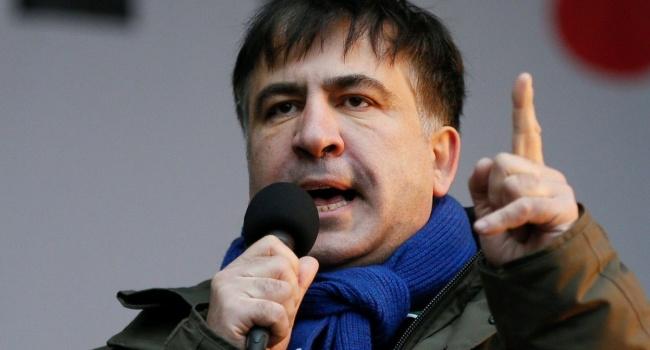 «Еще есть долг»: Саакашвили рассказал о больших планах в Одессе