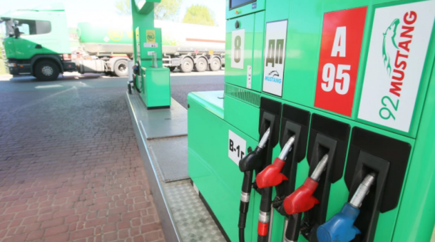 Украинцев предупредили о резких скачках цен на бензин