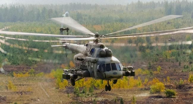 Виновен ветер: в Чечне в пропасть с обрыва 150 метров упал вертолет с пограничниками РФ, - Кадыров