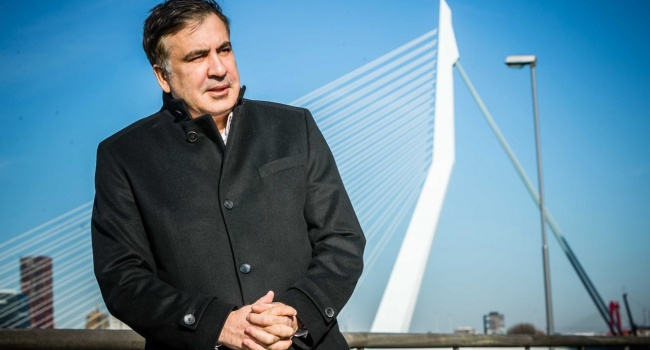 Саакашвили продолжает штормить: поставлена новая цель – стать мэром Одессы