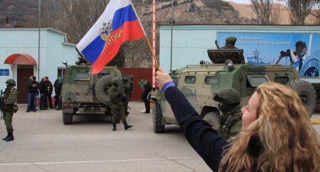 Ганапольский назвал Крым жертвой профнепригодной импотентной власти России