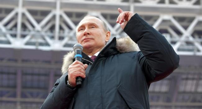 Невзоров о планах Путина: «Демографический экстаз предельно подлый»
