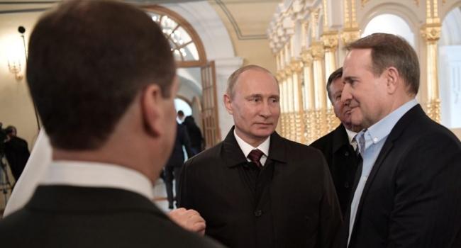 Медведчук и компания оставят свои намерения вернуть Украину в российское стойло только, когда уйдут в мир иной, – Иванов