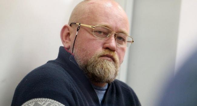 Блогер: после Рубана осталось только Медведчука с кокаином на таможне поймать