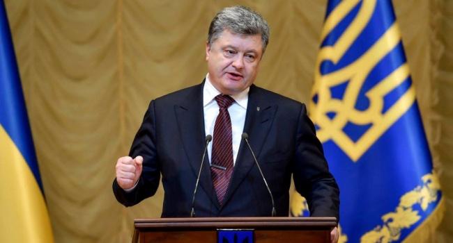 Блогер: в США может быть уже принято решение о поддержке Порошенко на выборах