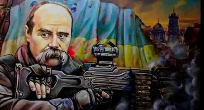 Дроздов: Шевченко воскресает, будучи закатанным в советский асфальт пафоса