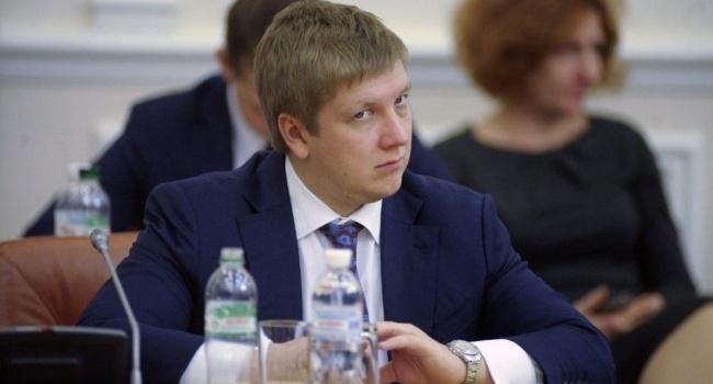 После визита Коболева в Стокгольм станет понятно, готовы ли европейцы ради российского газа отказаться от ГТС Украины