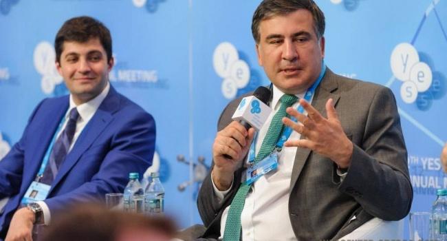 По стопам Саакашвили: Сакварелидзе могут задержать и лишить гражданства